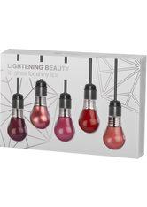 BOULEVARD DE BEAUTÉ - Boulevard de Beauté Lipgloss-Set »(En)lightening Beauty«, 5-tlg. - LIPGLOSS