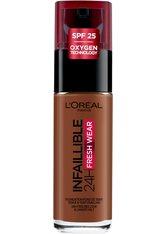 L'Oréal Paris Infaillible 24H Fresh Wear Make-up 380 Espresso Foundation 30ml Flüssige Foundation
