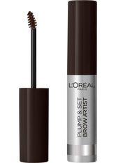 L'Oréal Paris Brow Artist Plump & Set Augenbrauengel 5 ml Nr. 109 - Ebony