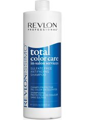 REVLON - REVLON PROFESSIONAL Haarshampoo »Revlonissimo total color care Antifading Shampoo«, farbschützend - SHAMPOO