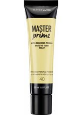 MAYBELLINE - Maybelline Foundation Nr. 40 - Anti-Dullness Primer 30.0 ml - PRIMER