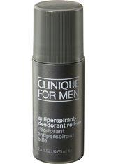 Clinique Herrenpflege Antiperspirant-Deodorant Roll-On Deodorant Roller 75.0 ml