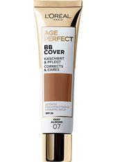L'Oréal Paris Age Perfect BB Cover BB Cream 30 ml Nr. 07 - Deep Almond
