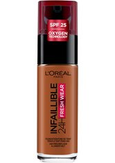 L'Oréal Paris Infaillible 24H Fresh Wear Make-up 365 Deep Golden Foundation 30ml Flüssige Foundation
