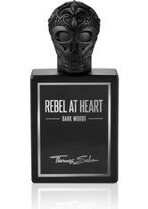 THOMAS SABO - THOMAS SABO Eau de Toilette »Rebel at Heart Dark Woods« - PARFUM