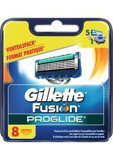 GILLETTE - Gillette Rasierklingen »Fusion Proglide«, 8-tlg. - Rasier Tools