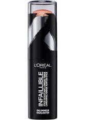 L'ORÉAL PARIS - L'Oréal Paris Infallible Strobe Highlight Stick 9g (verschiedene Farbtöne) - 501 Oh my Jewels - HIGHLIGHTER