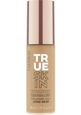 Catrice True Skin Hydrating Flüssige Foundation  30 ml WARM CARAMEL