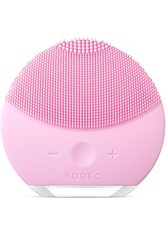 FOREO LUNA Mini 2 Dual-Sided Face Brush for All Skin Types (Various Shades) - Rosa