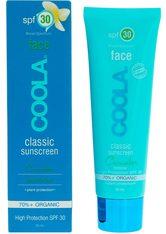 COOLA - Classic Face SPF30 Cucumber - SONNENCREME