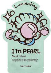 TonyMoly I'm Pearl Mask Sheet 1 Stk. Tuchmaske