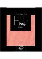 Maybelline Fit Me  Rouge 4.5 g Nr. 25 - Pink