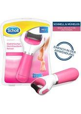 Scholl Produkte Velvet Smooth Express Pedi Elektrischer Hornhautentferner (mit Fersenrolle) Fusspflege 1.0 pieces