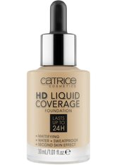 Catrice - Foundation - online exclusives - HD Liquid Coverage Foundation 042