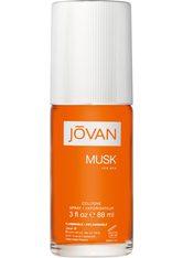 JOVAN - Jovan Herrendüfte Musk For Men Eau de Cologne Spray 88 ml - Parfum