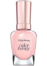 SALLY HANSEN - Sally Hansen Color Therapy Nagellack 220 Rosy Quartz 14,7 ml - NAGELLACK