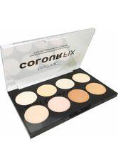 TECHNIC - technic »Colour Max Contour«, Contour-Palette, 8-tlg. Set - LIDSCHATTEN