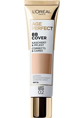 L'Oréal Paris Age Perfect BB Cover BB Cream 30 ml Nr. 02 - Light Beige