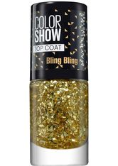 MAYBELLINE - MAYBELLINE NEW YORK Maybelline New York, »ColorShow Nagellack«, Nagellack, goldfarben, 6,7 ml, Nr. 95 bling bling - NAGELLACK