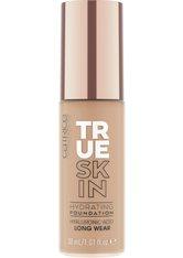Catrice True Skin Hydrating Flüssige Foundation  30 ml WARM CINNAMON
