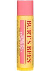 BURT'S BEES - Burt's Bees Refreshing Lip Balm 4,25 g - Pink Grapefruit - LIPPENBALSAM