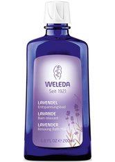 Weleda Bade-Essenzen Lavendel - Entspannungsbad 200ml Badezusatz 200.0 ml