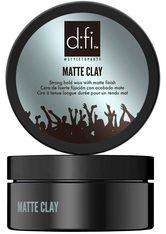 D:FI - d:fi Styling-Creme »Matte Clay«, Haarwachs für definiertes Styling - Haarwachs & Pomade
