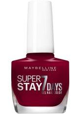 Maybelline Super Stay 7 Days Nagellack 10 ml Nr. 924 - Magenta Muse