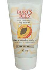Burt's Bees Gesichtspflege Gesichtspeeling mit Pfirsich & Weidenrinde Gesichtspeeling 110.0 g