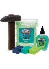 MAN'STUFF - MAN'STUFF Geschenk-Set »Bathtime tools«, blau, blau - BADEN