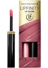 Max Factor Lipfinity Lip Colour Lipstick 2-step Long Lasting 4g 20 Angelic