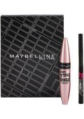 MAYBELLINE - MAYBELLINE NEW YORK Make-up Set »Lash Sensational Mascara und Hyper Precise Liquid«, 2-tlg. - MAKEUP SETS