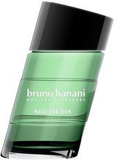 BRUNO BANANI - Bruno Banani Made for Men  Eau de Toilette (EdT) 50.0 ml - PARFUM