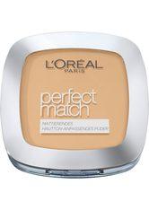 L'Oréal Paris Perfect Match La Poudre Kompaktpuder  Nr. W3 - Golden Beige