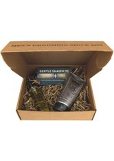 Morgan's Nassrasierer »Shaving Gift«, Set, 3-tlg.