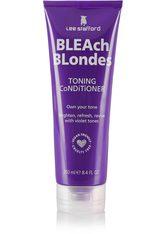 Lee Stafford Bleach Blondes Purple Reign Toning Conditioner Haarfarbe 250.0 ml