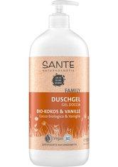 Sante Körperpflege Coco & Vanilla - Duschgel 500ml Duschgel 950.0 ml