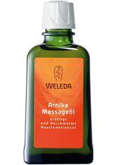 WELEDA - Weleda Arnika Massage-Öl -  200 ml - KÖRPERCREME & ÖLE