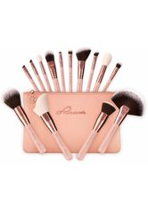 LUVIA - Luvia Pinselsets Luvia Pinselsets Essential Brushes - Rose Golden Vintage Pinselset 1.0 pieces - Makeup Pinsel