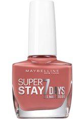 Maybelline New York Superstay 7 Days Nagellack Nr. 898 Poet