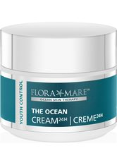 FLORA MARE - FLORA MARE Anti-Aging-Creme »Youth Control The Ocean Cream 24H« - TAGESPFLEGE