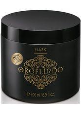 OROFLUIDO - OROFLUIDO Haarmaske »Original Mask«, mit integriertem Farbschutz, 500 ml - HAARMASKEN