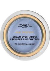 L'Oréal Paris Age Perfect Cream Lidschatten 6 g Nr. 03 - Celestial Blue