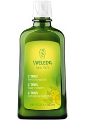 Weleda Bade-Essenzen Citrus - Erfrischungsbad 200ml Badezusatz 200.0 ml