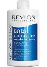 REVLON - REVLON PROFESSIONAL Haarspülung »Revlonissimo total color care Antifading Conditioner«, farbschützend - CONDITIONER & KUR