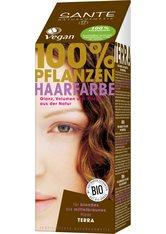 Sante Haarfarben Haarfarbe - Terra Erdbraun 100g Haarfarbe 100.0 g