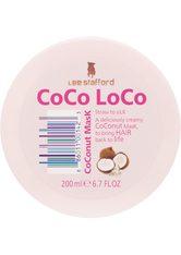Lee Stafford CoCo LoCo Maske für geschmeidiges, weiches Haar Haarmaske 200.0 ml
