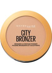 MAYBELLINE - Maybelline City Bronzer and Contour Powder 8g (Various Shades) - 200 Light Shimmer - CONTOURING & BRONZING