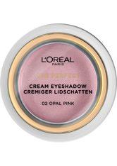 L'Oréal Paris Age Perfect Cream Lidschatten 6 g Nr. 02 - Opal Pink