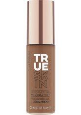 Catrice True Skin Hydrating Flüssige Foundation  30 ml WARM COCOA